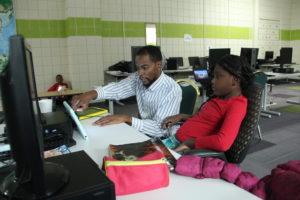 Teaching pupil